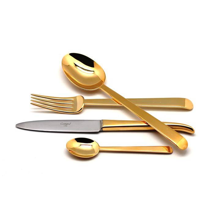 Набор полированный 24 пр ERGO GOLD, артикул 9121, производитель - Cutipol