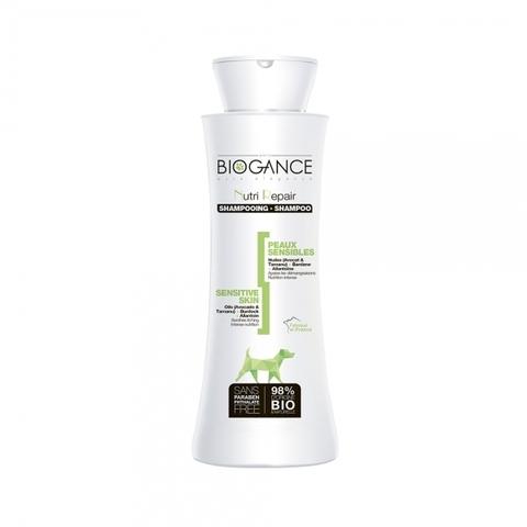 Натуральный BIO-шампунь Biogance Nutri Repair для проблемной и чувствительной кожи 250 мл