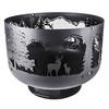 Чаша для костра Fire Cup Очаг малый с кольцом Тайга