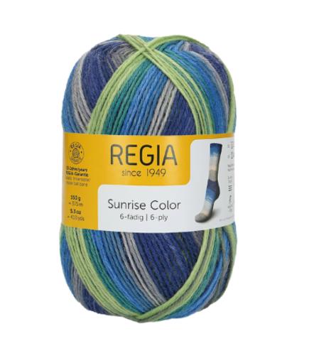 Regia Sunrise Color 6-ply 6236