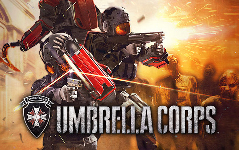 Umbrella Corps (для ПК, цифровой ключ)