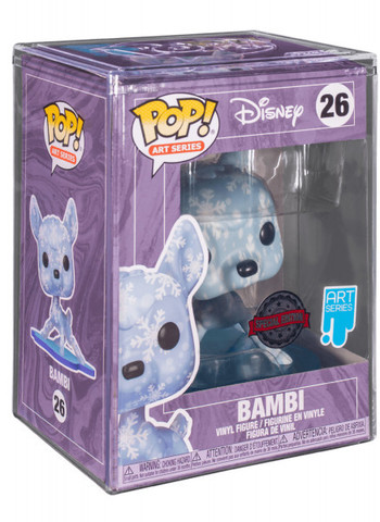 Bambi Special Edition with Plastic Box Funko Pop!    Бэмби в Пластиковом Боксе