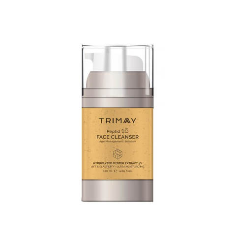 Пептидная пенка для умывания Trimay Peptid 16 Face Cleanser
