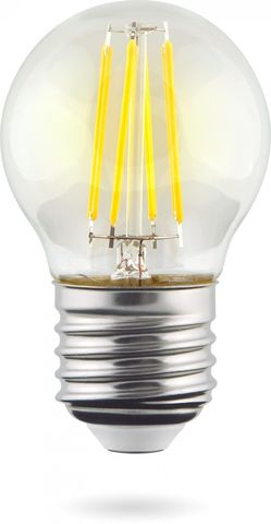 Лампочка Voltega Crystal E27 9W 7106