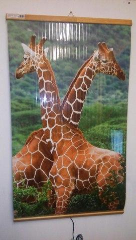 Обогреватель настенный Жираф