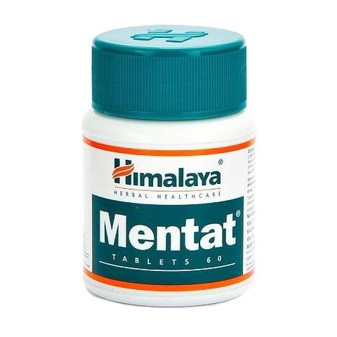 Ментат(Mentat)Himalaya д/мозга 60 таб