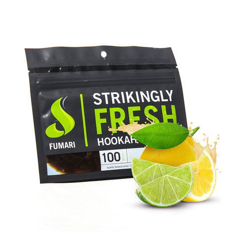 Табак Fumari 100 г Lemon Mint