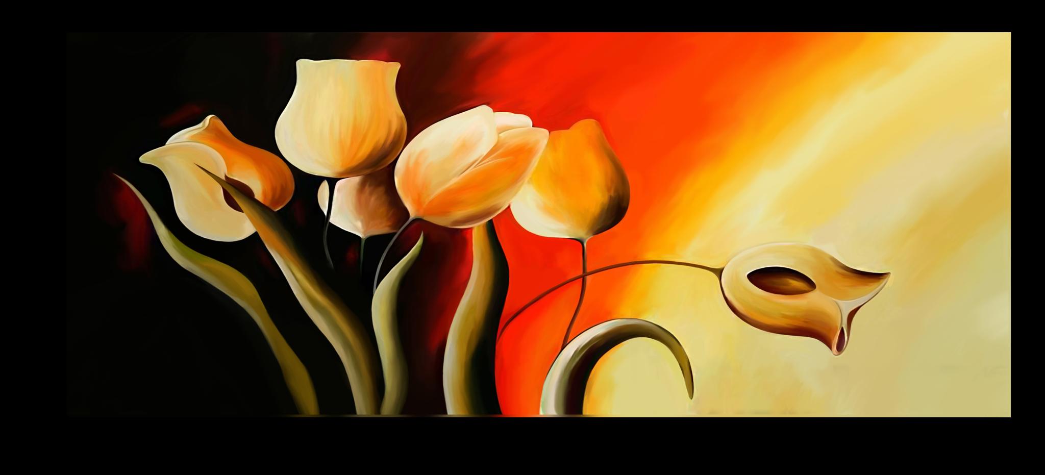 """Постеры Постер """"Огненный тюльпан"""" п125.png"""