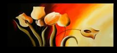 """Постер """"Огненный тюльпан"""""""