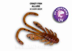 Силикон CRAZY FISH ALLURE 1,6 23-40-32-6