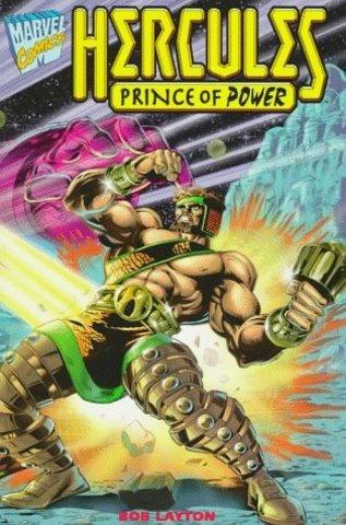 Hercules, Prince of Power