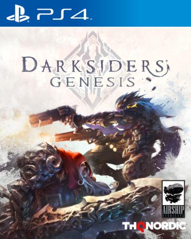 Darksiders Genesis Стандартное издание (PS4, русская версия)