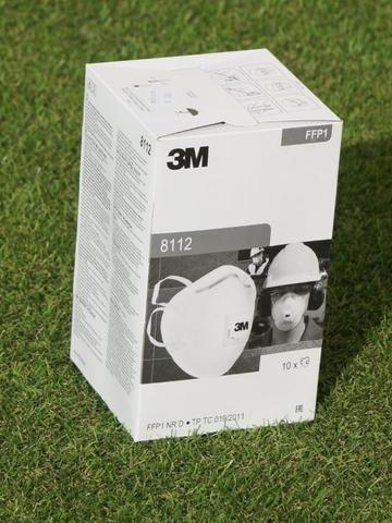 Респиратор 3М 8112 FFP1 с клапаном