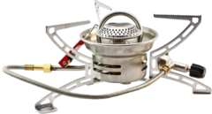 Горелка туристическая газовая Primus EasyFuel II Piezo - 2