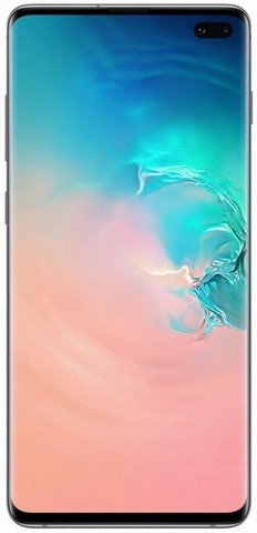 Смартфон Samsung Galaxy S10+ 8/128GB (Snapdragon 855) G9750 (Перламутр)