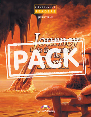 Journey to the Centre of the Earth PACK