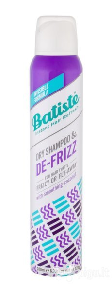 Сухой шампунь Batiste De-Frizz  200 мл