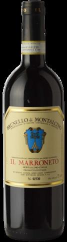 Il Marroneto Brunello di Montalcino в подарочной упаковке