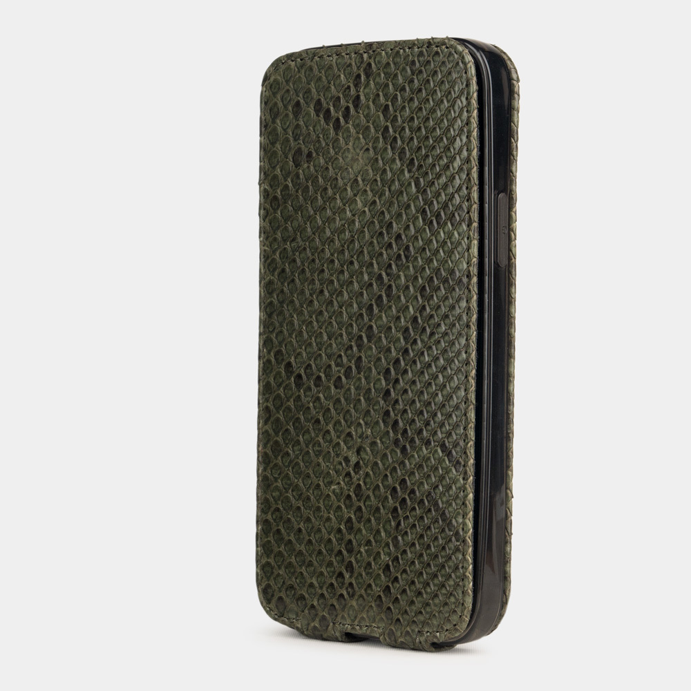 Case for iPhone 12 Pro Max - python green