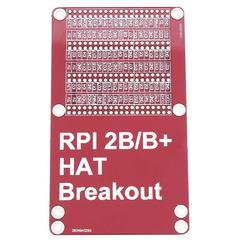 Плата расширения HAT GPIO для Raspberry Pi с кабелем