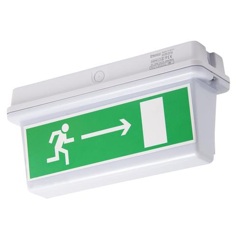 Световой указатель эвакуационных выходов PL EM 3.0 Pelastus – общий вид