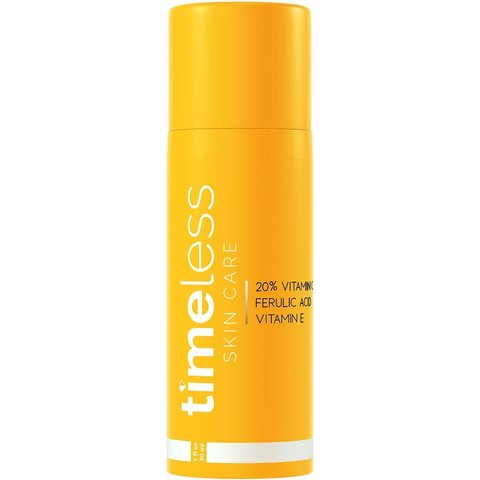 Timeless Skin Care 20% Vitamin C + E Ferulic Acid Serum