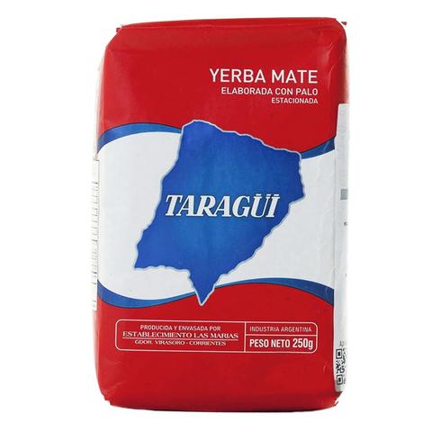 Мате Taragui Tradicional Con Palo