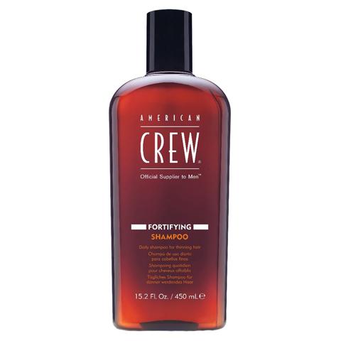 American Crew Classic: Укрепляющий шампунь для тонких волос мужчин (Fortifying Shampoo), 250мл/450мл/1л