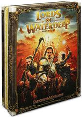 D&D Boardgame: Lords of Waterdeep / Лорды Глубоководья