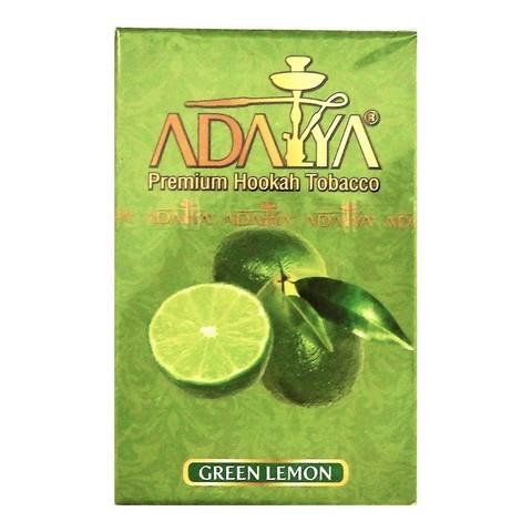 Табак Adalya Green Lemon (Зеленый лимон, лайм) 50 г