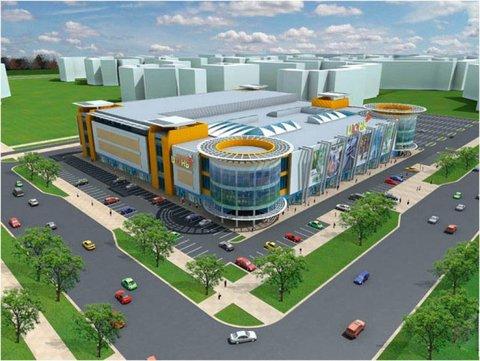 Разработка раздела «Перечень мероприятий по охране окружающей среды» (ПМООС) для многофункционального (торгового) центра