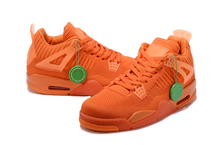 Air Jordan 4 Flyknit 'Total Orange'