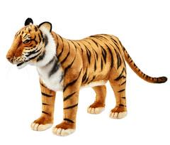 Hansa Мягкая игрушка, банкетка Тигр 78 см (6080)