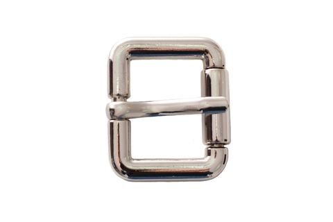 Пряжка для ремня 25 мм, никель