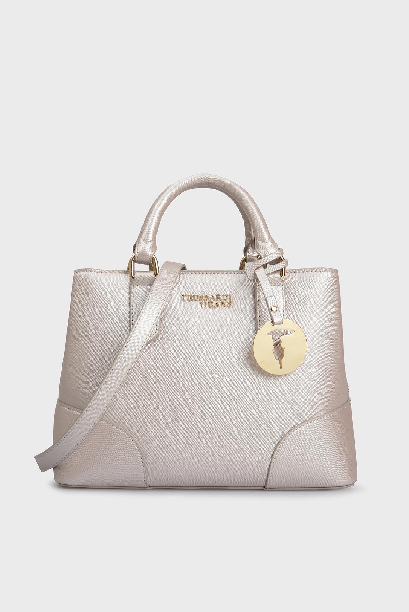 Женская жемчужная сумка BELLA Trussardi Jeans