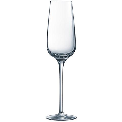 Набор из 6-и бокалов для  шампанского  210 мл, артикул L2762. Серия Sublym
