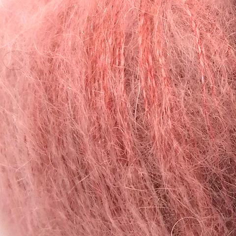 Пряжа Mohair Royal ( Мохер Роял ). Цвет: персиковый. Артикул: 14257