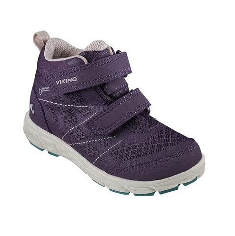 Ботинки Viking Veme Mid GTX Purple/Bluegreen демисезонные