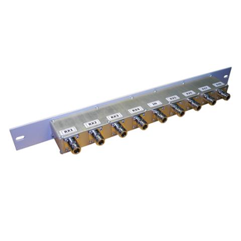 Широкополосная пассивная распределительная панель RADIAL PRPJ-8