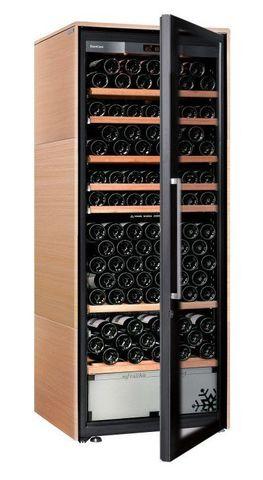 Винный шкаф EuroCave D Collection L светлое дерево, стандартная комплектация