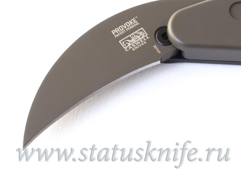 Нож CRKT 4040E Provoke керамбит - фотография