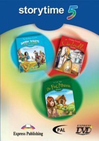 Storytime 5 DVD - сборник мультфильмов