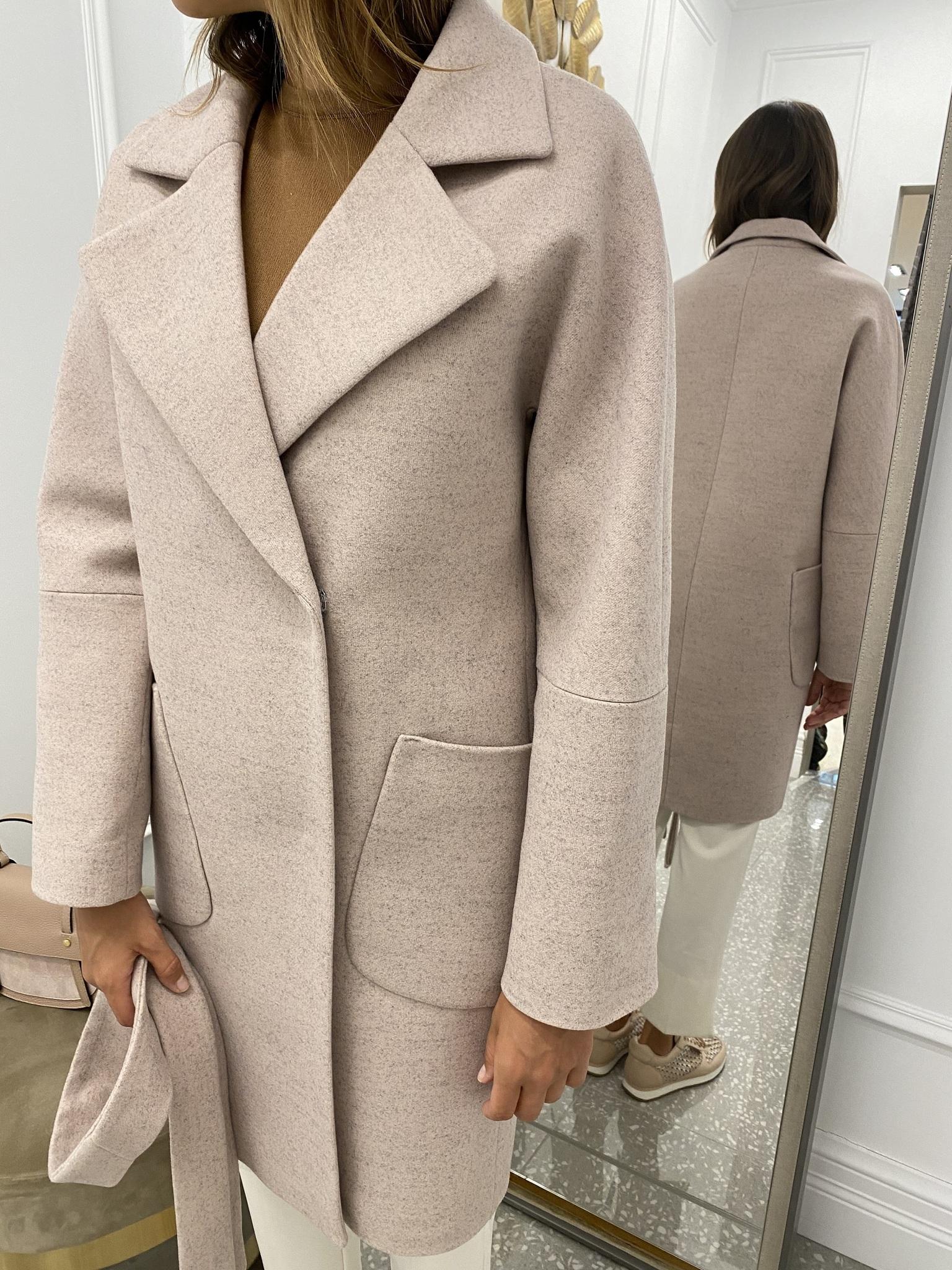 Пальто, Ballerina, MADRID (розовый)