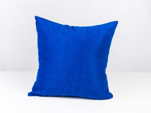 Подушка декоративна класична Garment Factory 40х40 см., Синя