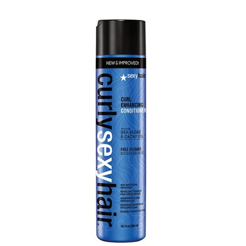 Sexy Hair CURLY: Кондиционер для кудрей (Curl Enhancing Conditioner), 1л