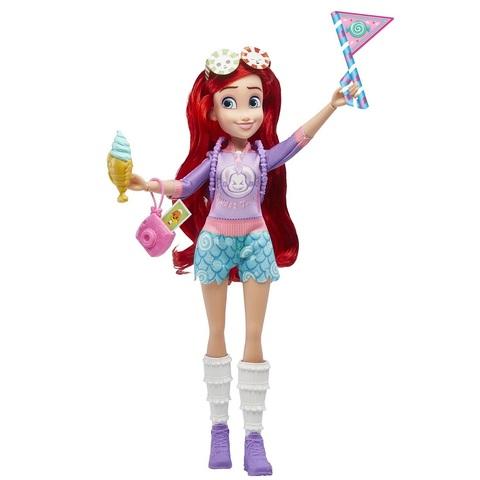 Принцесса Ариэль в комфортном наряде в Сахарном Стиле. Ральф против интернета