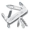 Нож Victorinox Sportsman LE 2018, 84 мм, 13 функций, белый,