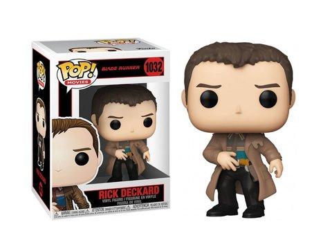 Funko POP! Movies Blade Runner Rick Deckard