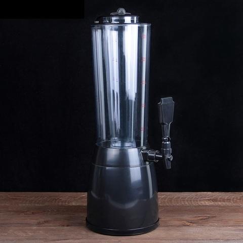 Пивная башня с емкостью для льда «Меркурий», 2,5 литра