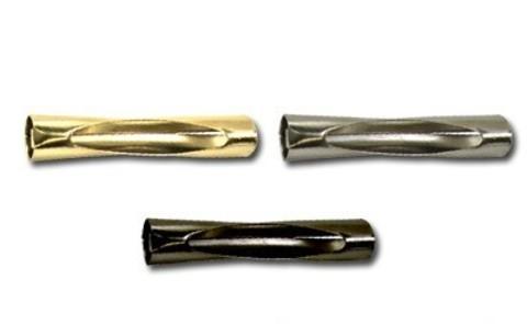 Трубочка металлическая 30*5 мм. (выбрать цвет)